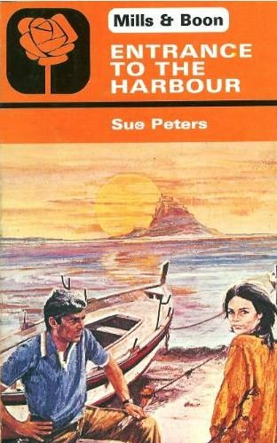 Entrance to the harbour.: PETERS Sue