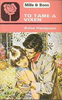 9780263728446: To Tame a Vixen