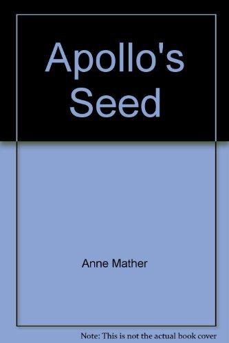 9780263731453: Apollo's Seed