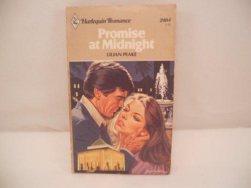 9780263732580: Promise At Midnight (Mills & Boon)