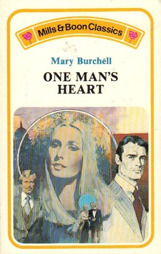 9780263733433: One Man's Heart