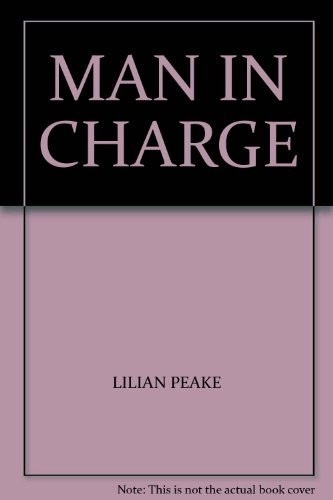 9780263733563: Man in Charge