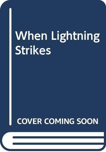 9780263733693: When Lightning Strikes