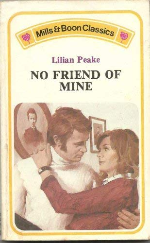 No Friend of Mine: Peake, Lillian