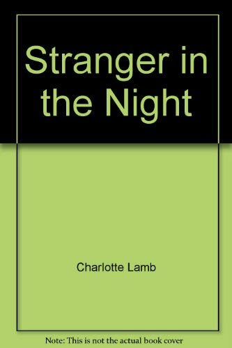 9780263733907: Stranger in the Night