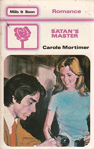 9780263735413: Satan's Master