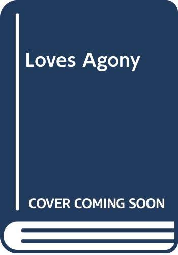 Love's agony (9780263736069) by Violet Winspear