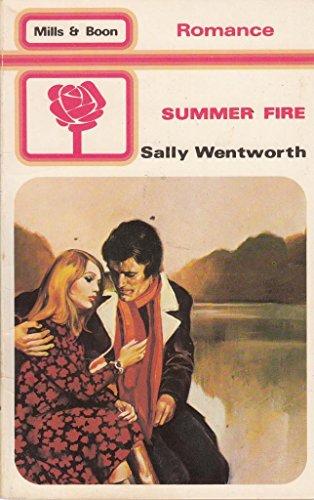 9780263736090: Summer Fire