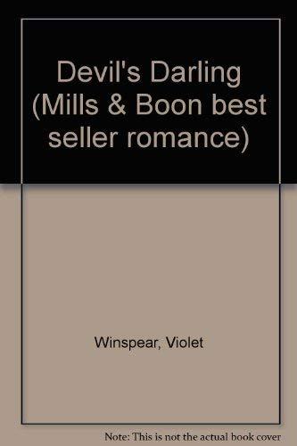9780263737660: Devil's Darling (Mills & Boon best seller romance)