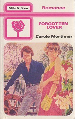 9780263738483: Forgotten Lover