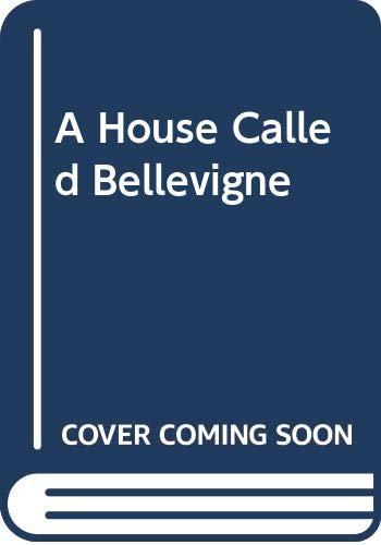 9780263740516: House Called Bellevigne