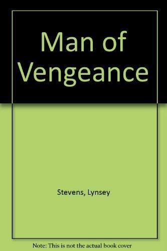 9780263740684: Man of Vengeance