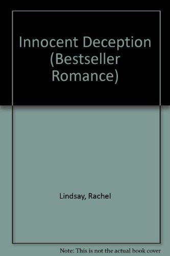 9780263740882: Innocent Deception (Bestseller Romance)