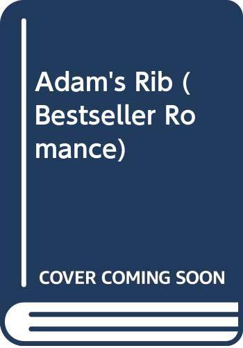 9780263740905: Adam's Rib (Bestseller Romance)