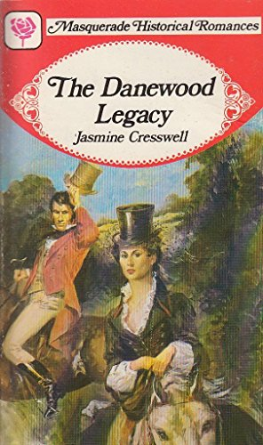 9780263742046: The Danewood Legacy (Masquerade historical romances)