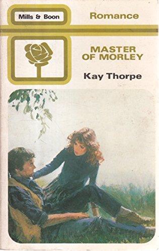 9780263742206: master of Morley