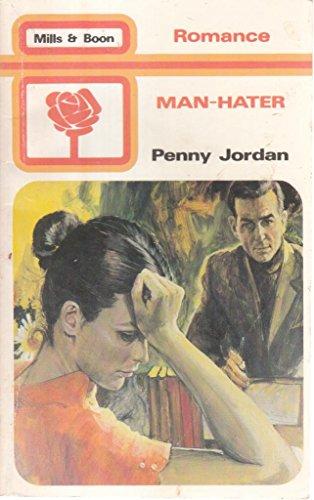 Man-hater: Penny Jordan