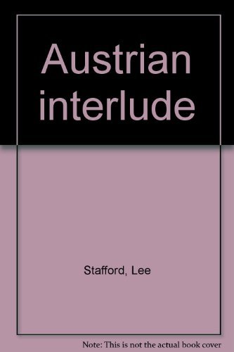 Austrian interlude: Stafford, Lee