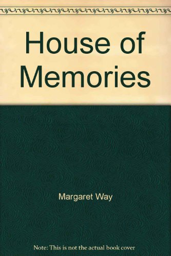 9780263744699: House of Memories (Mills & Boon No. 2171)