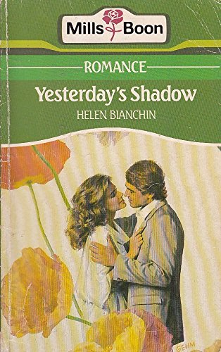 9780263745405: YESTERDAY'S SHADOW 2201