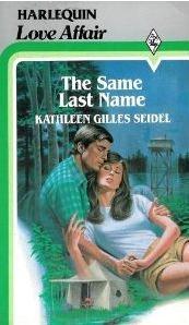 9780263746273: Same Last Name