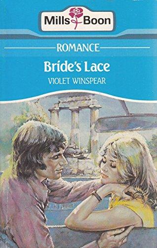 9780263746600: Bride's Lace