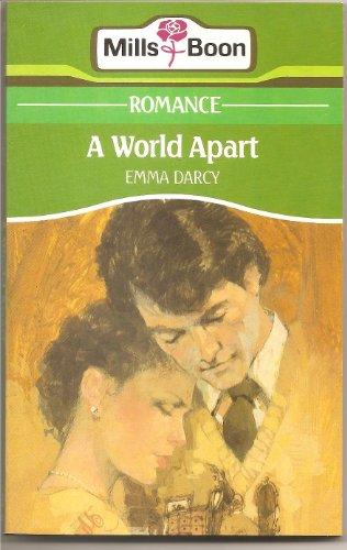 9780263747317: A world apart