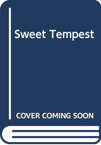 Sweet Tempest (0263747441) by Helen Bianchin