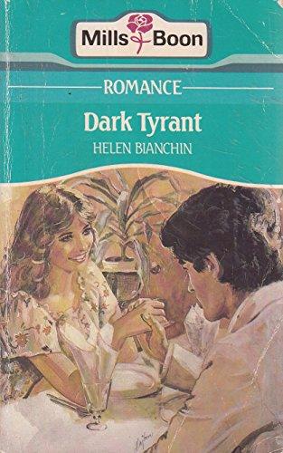 9780263747911: Dark Tyrant