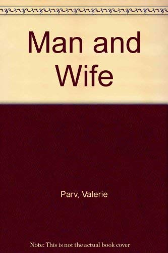 9780263749120: Man and Wife