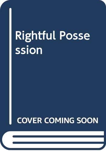 9780263749267: Rightful Possession (Bestseller Romance)
