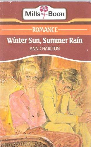 9780263749441: Winter Sun, Summer Rain