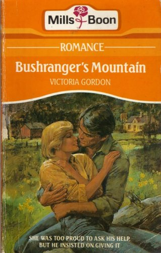 "9780263750300: Bushranger""s Mountain (Romance)"