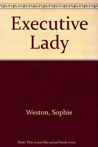 9780263750942: Executive Lady