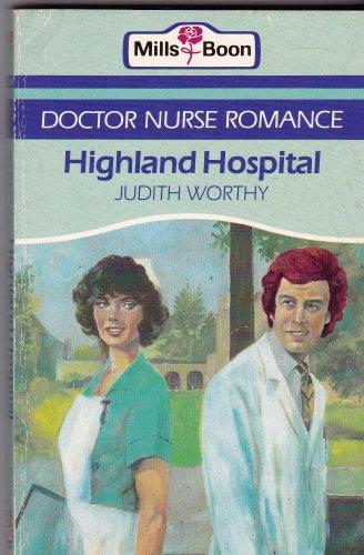 9780263751277: Highland Hospital