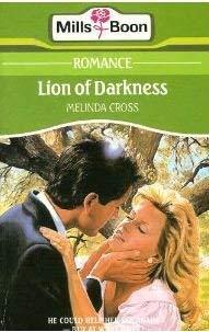 9780263751369: Lion of Darkness