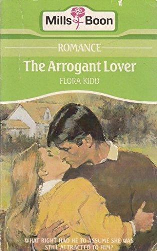 9780263751642: Arrogant Lover