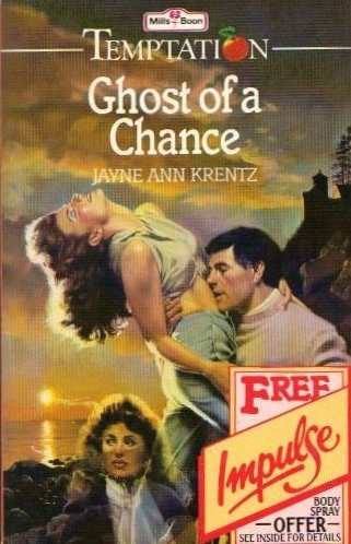9780263752410: Ghost of a Chance (Temptation)