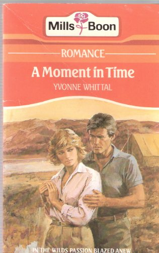 9780263752854: Moment in Time