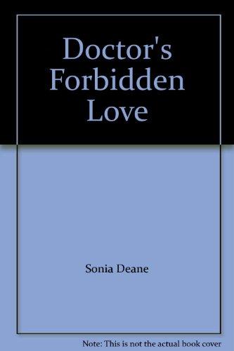 9780263752922: Doctor's Forbidden Love (Doctor nurse romance)