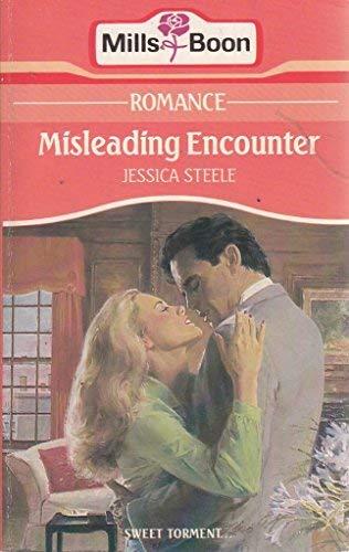 9780263753400: Misleading Encounter