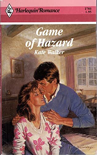 9780263753417: Game of Hazard