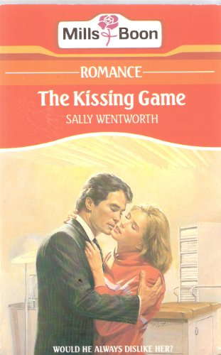 Kissing Game (0263753565) by Sally Wentworth