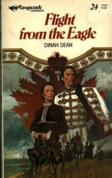 9780263754438: Flight from the Eagle (Masquerade historical romance)