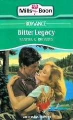 9780263754643: Bitter Legacy