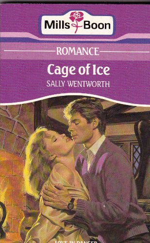 9780263754971: Cage of ice