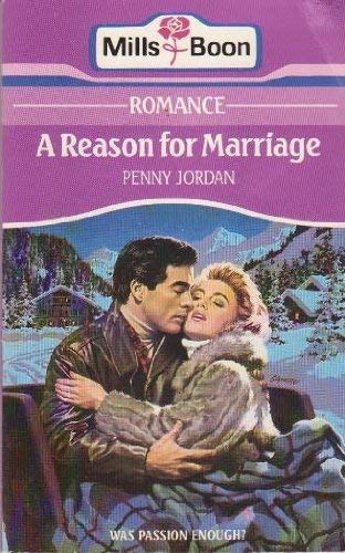 9780263755138: Reason for Marriage