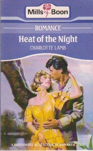 9780263755305: Heat Of The Night