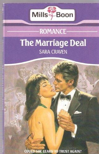 9780263755480: Marriage Deal