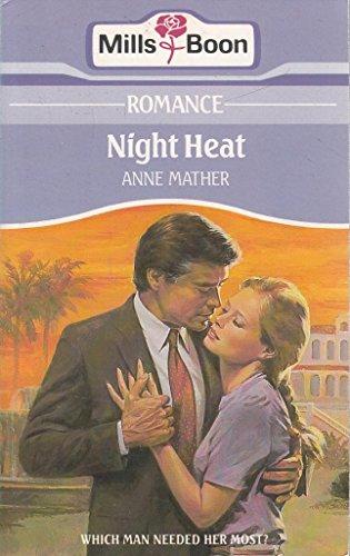 9780263756524: Night Heat (Romance)